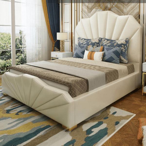 Giường ngủ bọc nệm cao cấp SGH - 08