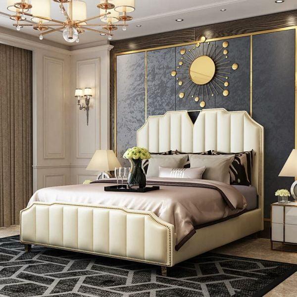 Giường ngủ bọc nệm cao cấp SGH - 11