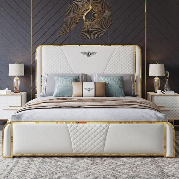 Giường ngủ bọc nệm cao cấp SGH - 13
