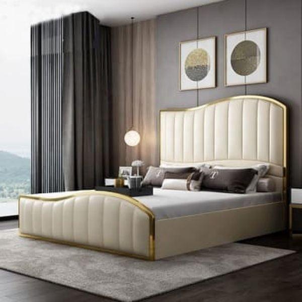 Giường ngủ bọc nệm cao cấp SGH - 03