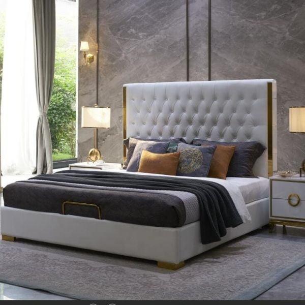 Giường ngủ bọc nệm cao cấp SGH - 04
