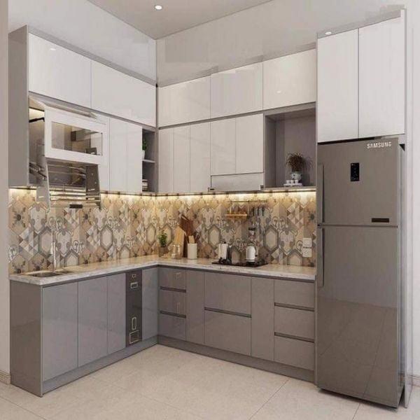 Tủ bếp SGH - 11