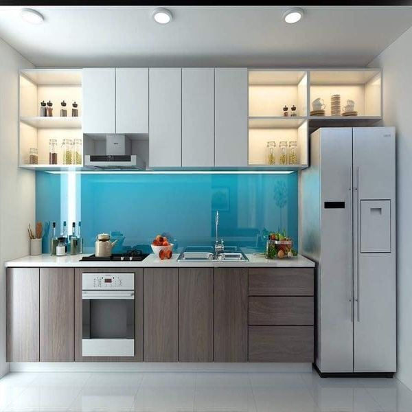 Tủ bếp SGH - 15