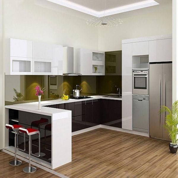 Tủ bếp SGH - 27