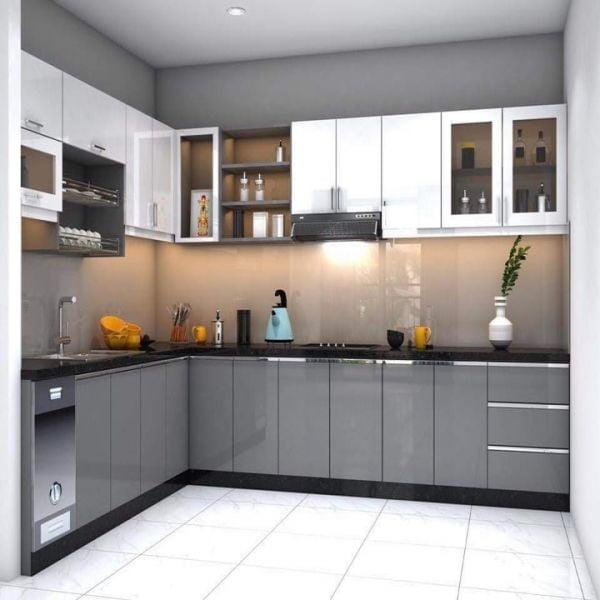 Tủ bếp SGH - 08