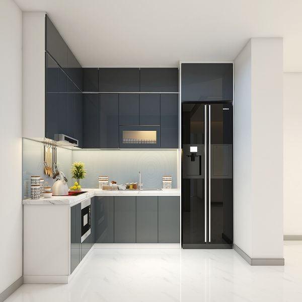 Tủ bếp SGH - 09