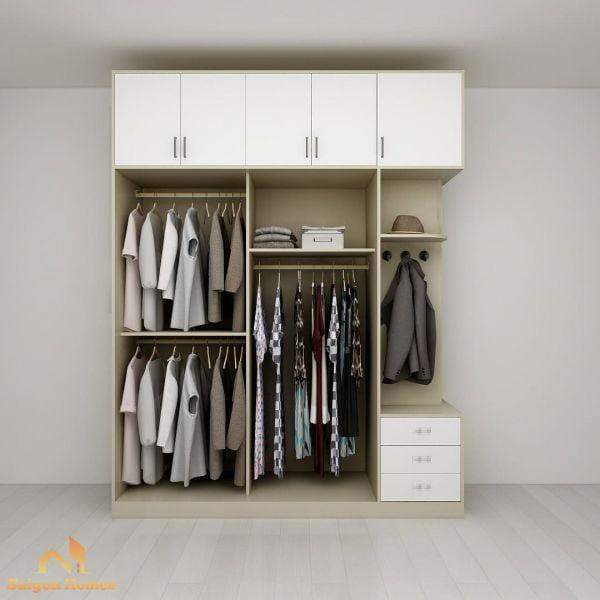 Tủ quần áo SGH - 42