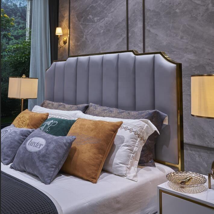 Mẫu thiết kế giường ngủ đẹp