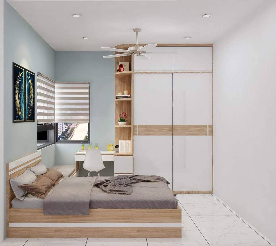 nội thất chung cư